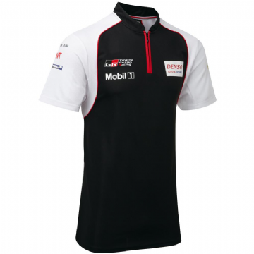 Toyota Gazoo Racing WEC Men's Team Polo Shirt